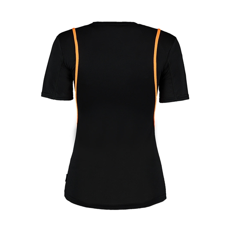Naiste T-särk Regular Fit Cooltex® Contrast Tee