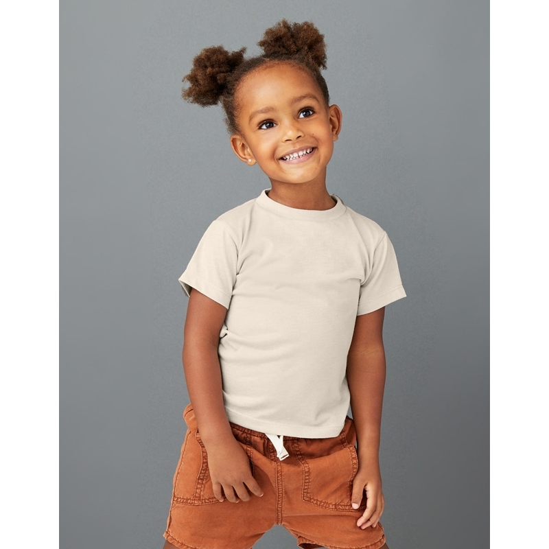 Laste T-särk Toddler Jersey Short Sleeve Tee