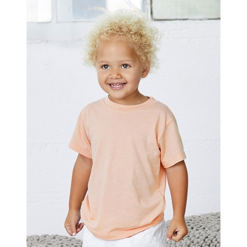 Laste T-särk Toddler Triblend Short Sleeve Tee