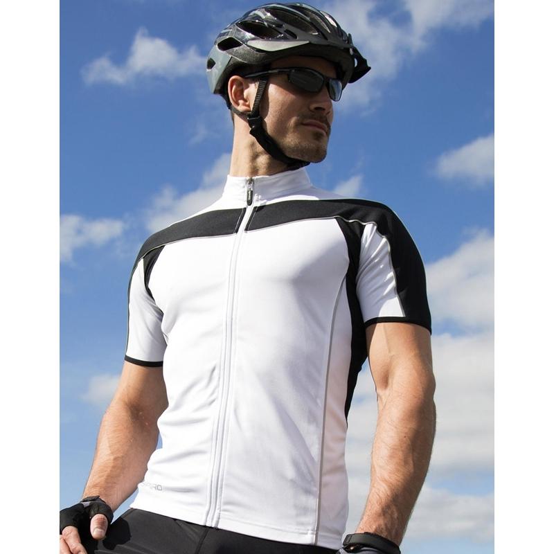 Meeste jalgratturi särk Full Zip