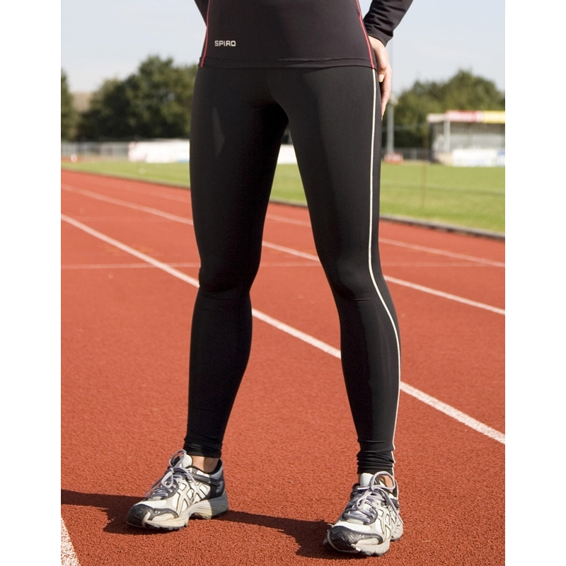 Naiste püksid Bodyfit Base Layer Leggings