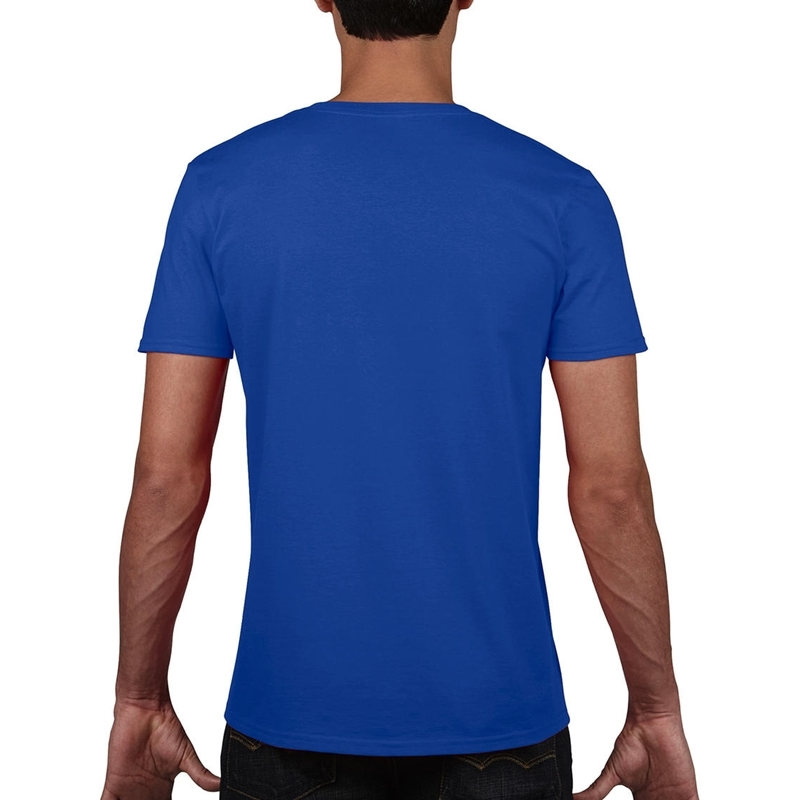 Meeste T-särk Gildan Softstyle® V-Neck