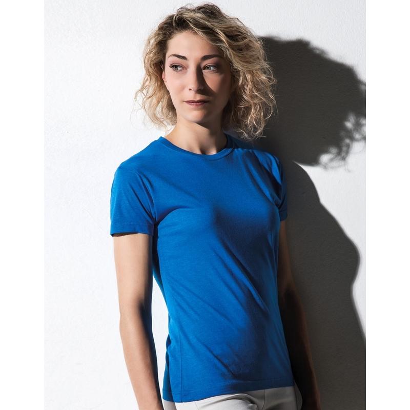 Naiste T-särk Lily Viscose-Cotton