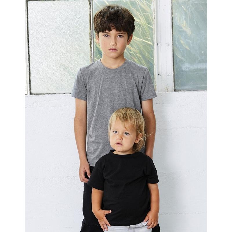 Laste T-särk Youth Triblend Jersey Short Sleeve Tee