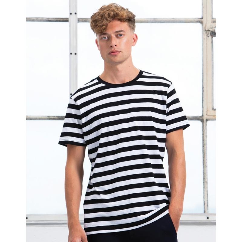 Meeste T-särk Stripy T