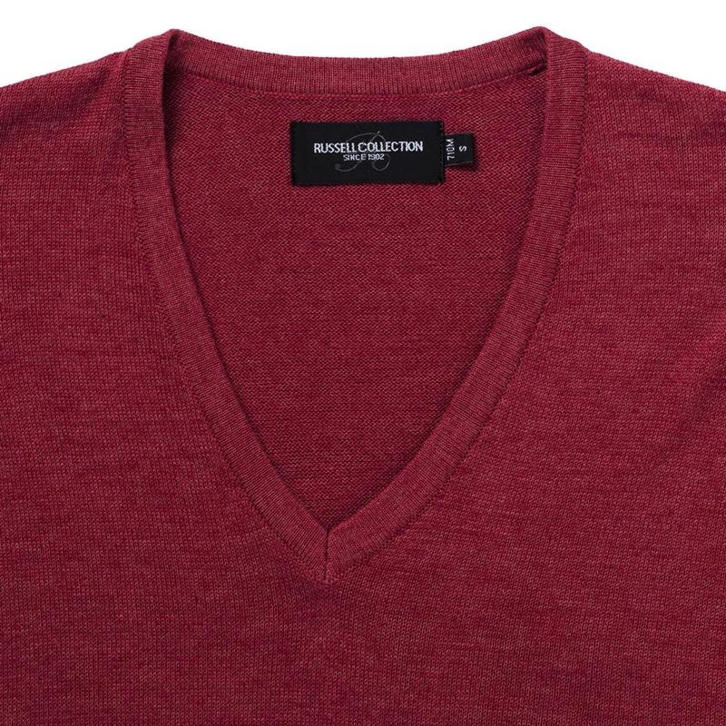 Naiste pullover V-Neck