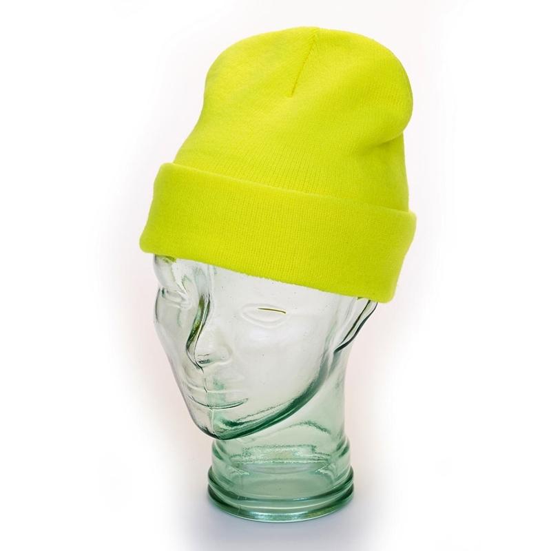 Kootud müts Fluo Thinsulate®
