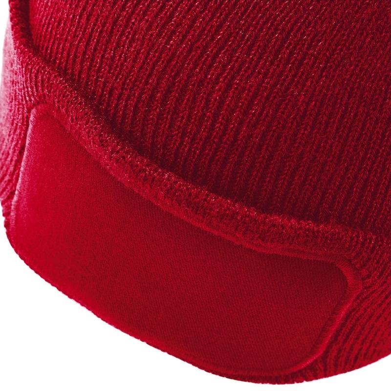 Kootud müts Printers Beanie