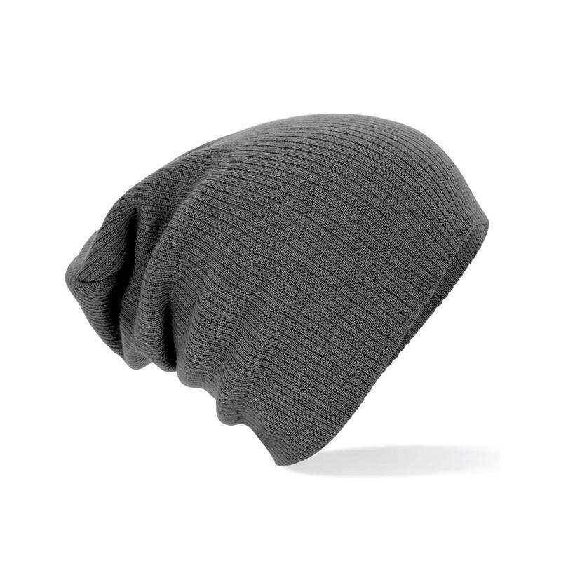 Kootud müts Slouch Beanie