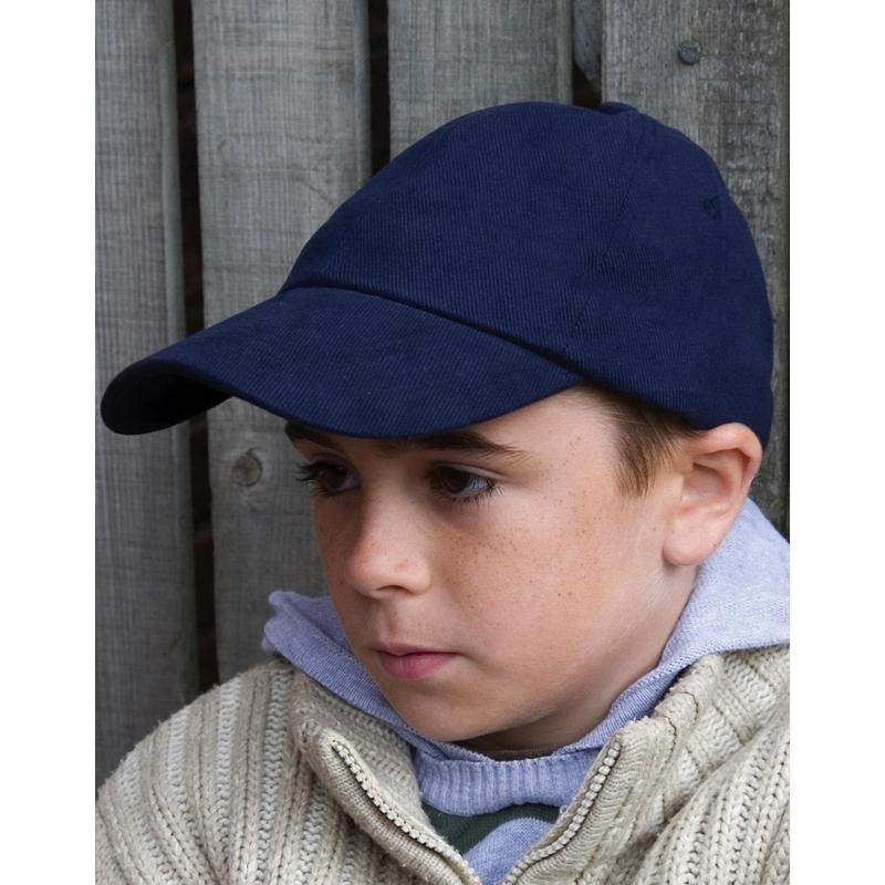 Laste nokamüts Junior Brushed Cotton