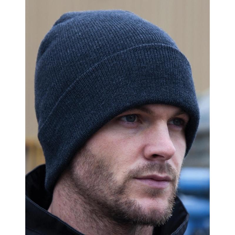 Kootud müts Woolly Ski
