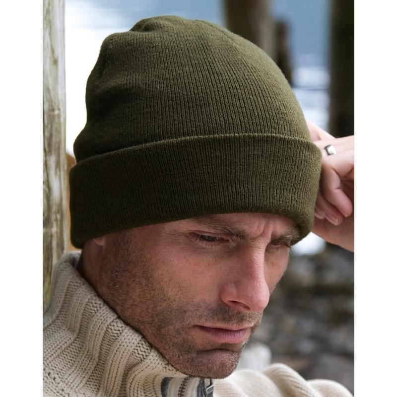Kootud müts Lightweight Thinsulate