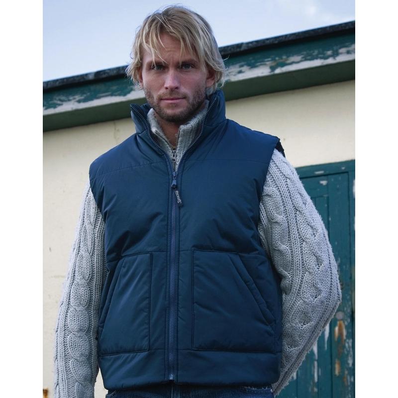 Meeste vest Fleece Lined