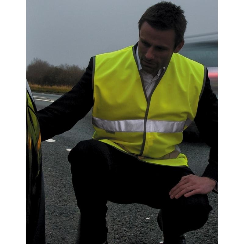 Helkurvest Motorist Safety