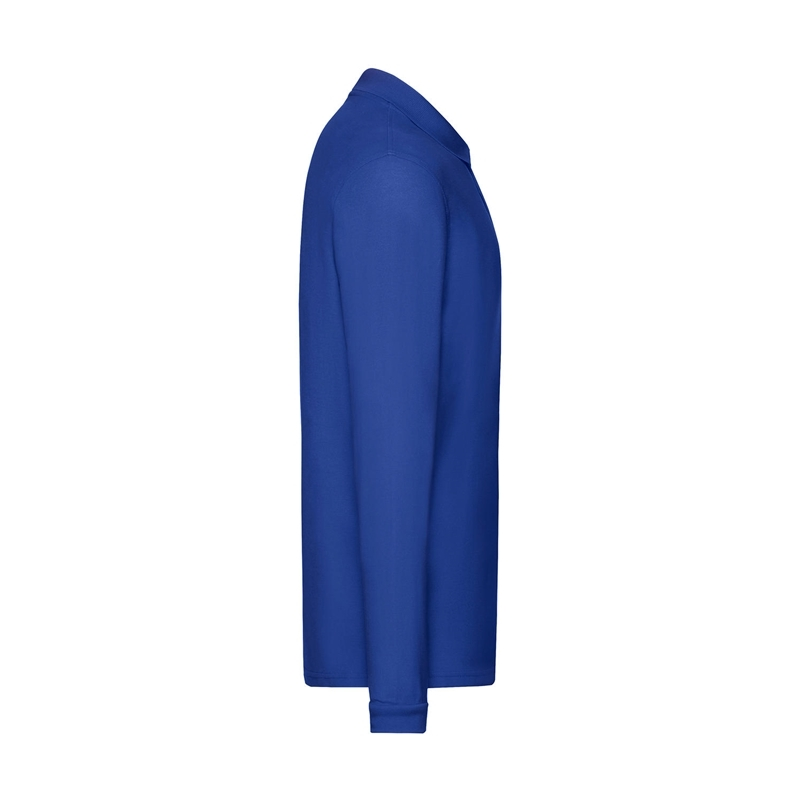 Meeste polo Premium Long Sleeve