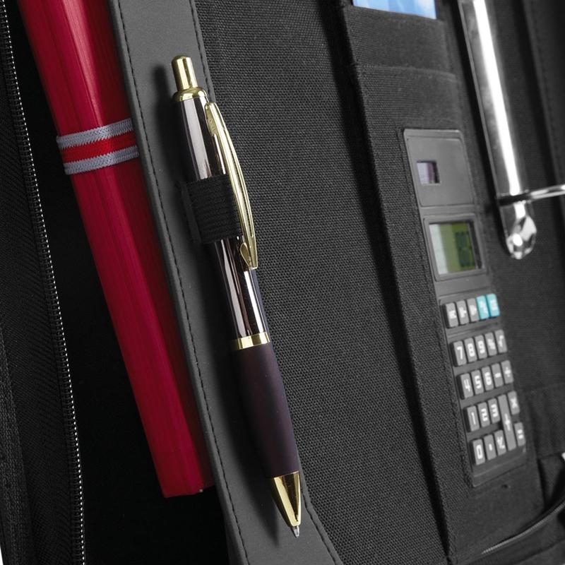 Dokumendikott Burbank Deluxe Zipper