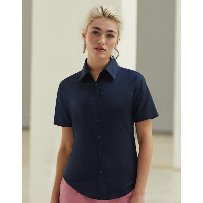 Naiste triiksärk Oxford