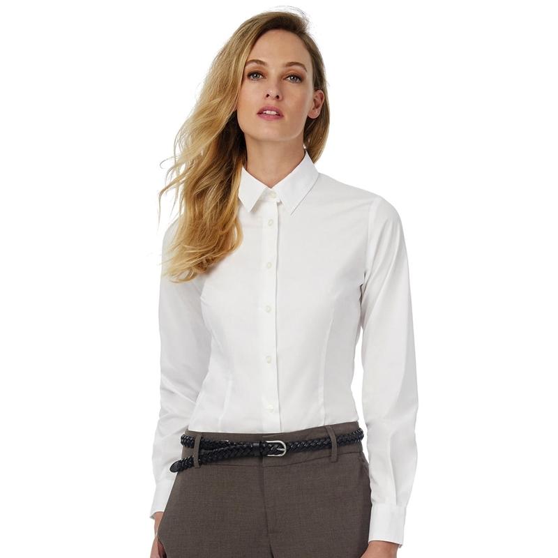 Naiste triiksärk Black Tie LSL