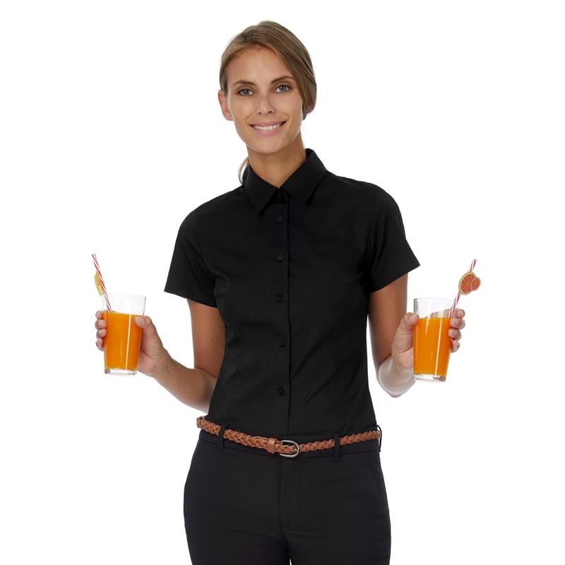 Naiste triiksärk Black Tie SSL