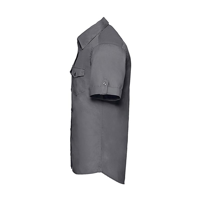 Meeste triiksärk Roll Sleeve