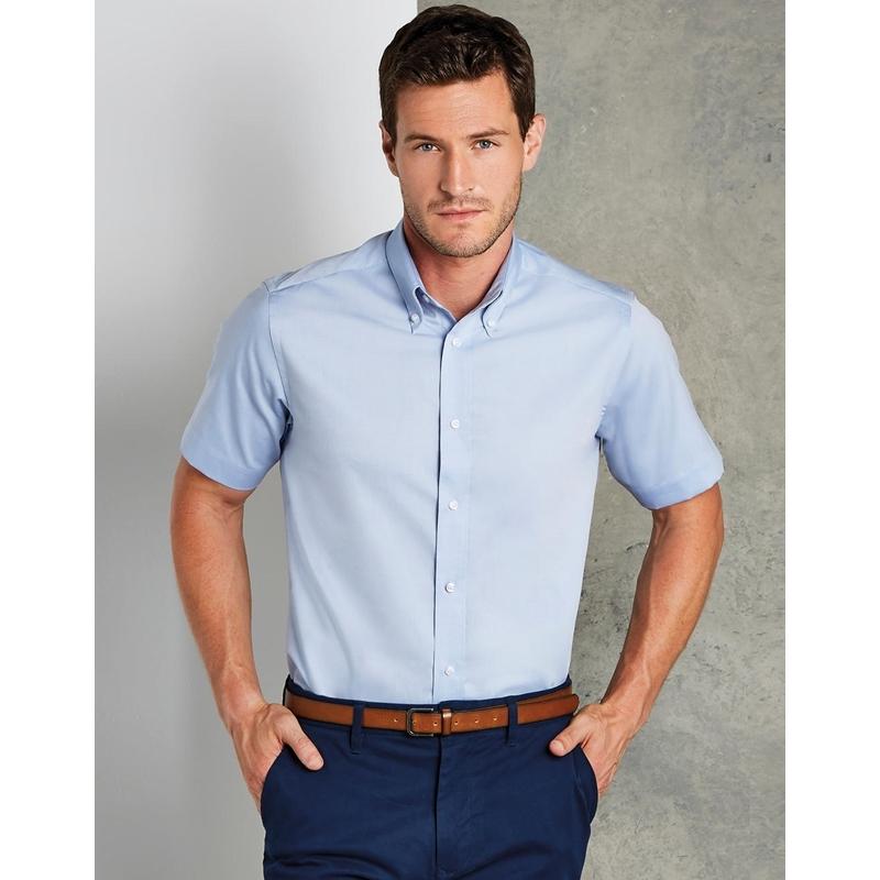 Meeste triiksärk Tailored Fit Premium Oxford SSL