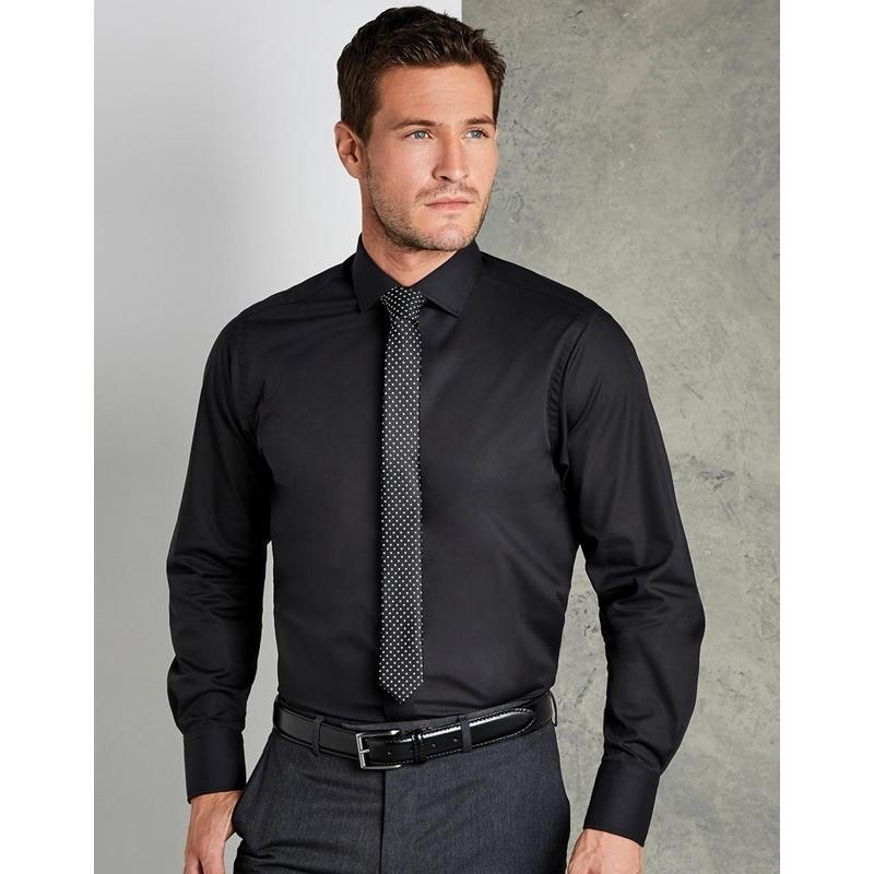 Meeste triiksärk Tailored Fit Business