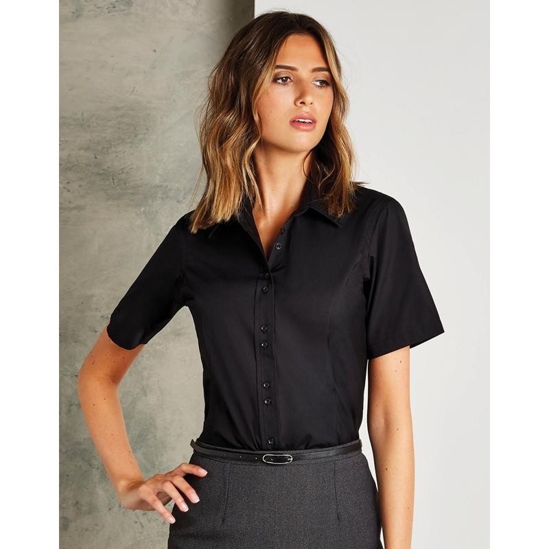 Naiste triiksärk Tailored Fit City SSL