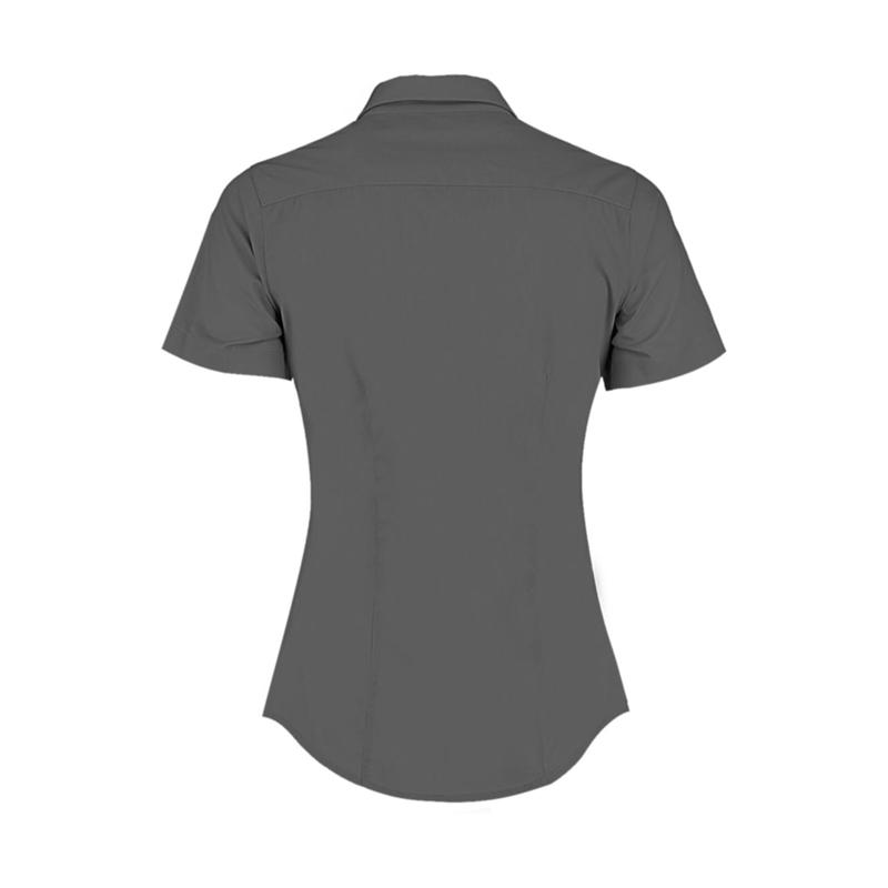 Naiste triiksärk Tailored Fit Poplin SSL