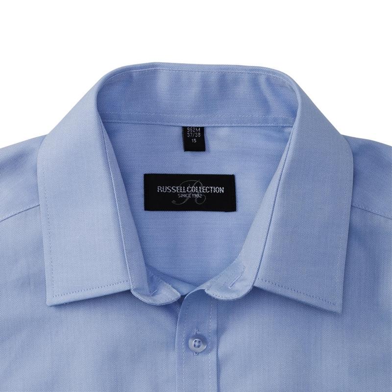 Meeste triiksärk LS Herringbone