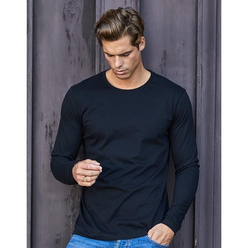 Meeste T-särk Long Sleeve Fashion Sof Tee