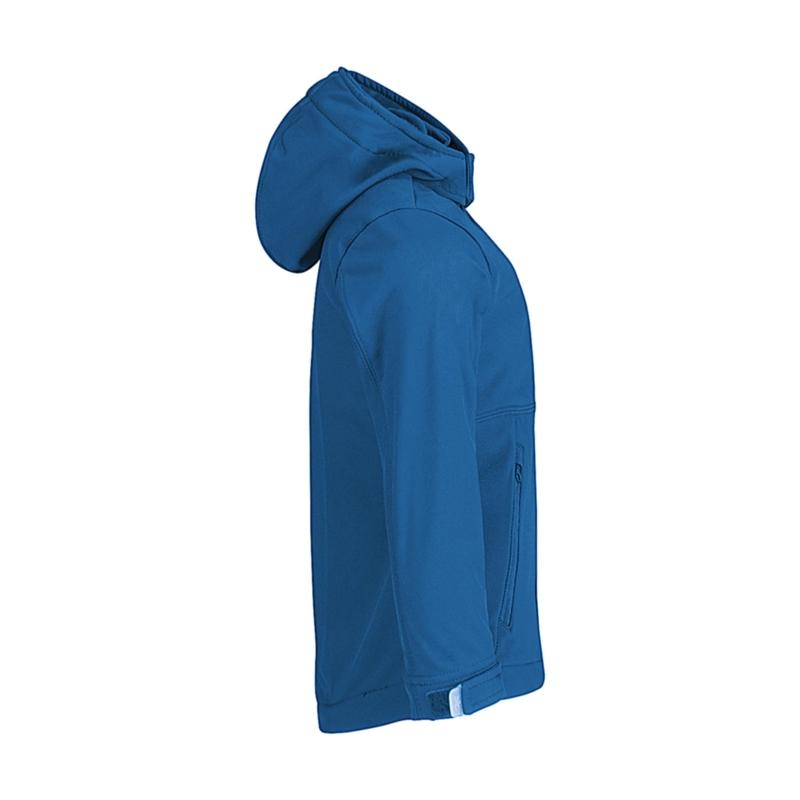 Laste softshell Hooded