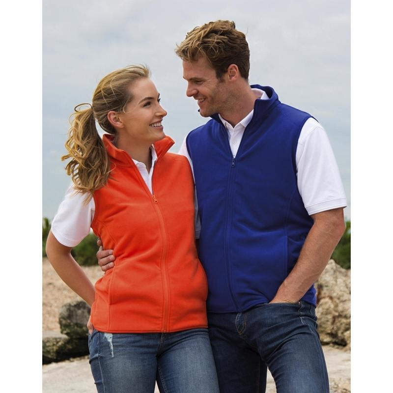 Unisex vest Micro Fleece Gilet