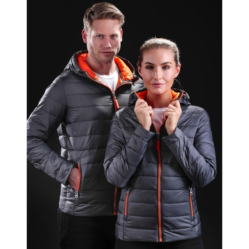 Meeste jope Snow Bird Hooded