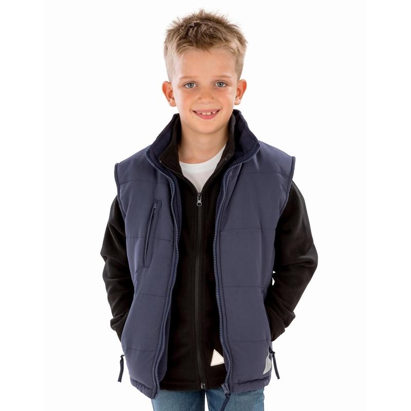 Laste vest Junior Ultra Padded