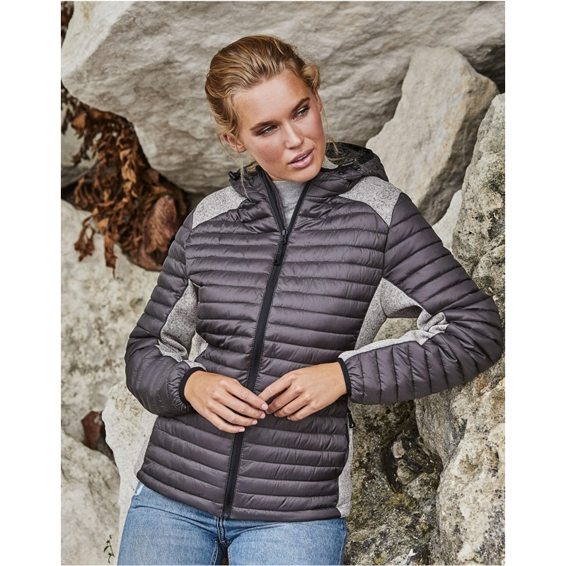 Naiste jope Hooded Outdoor Crossover