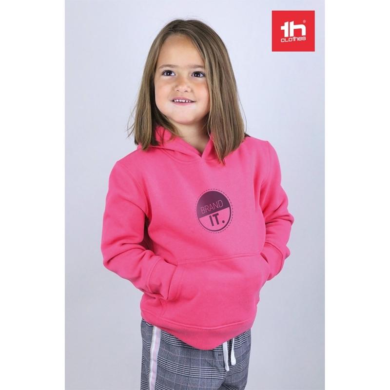 Laste pusa kapuutsiga THC PHOENIX KIDS