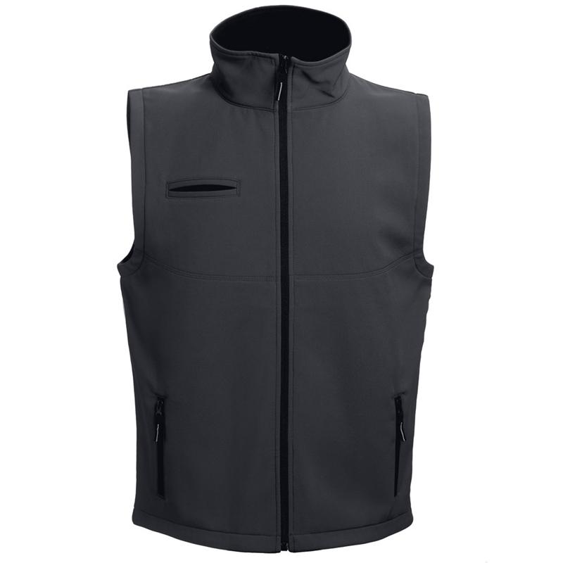 Unisex softshell vest THC BAKU