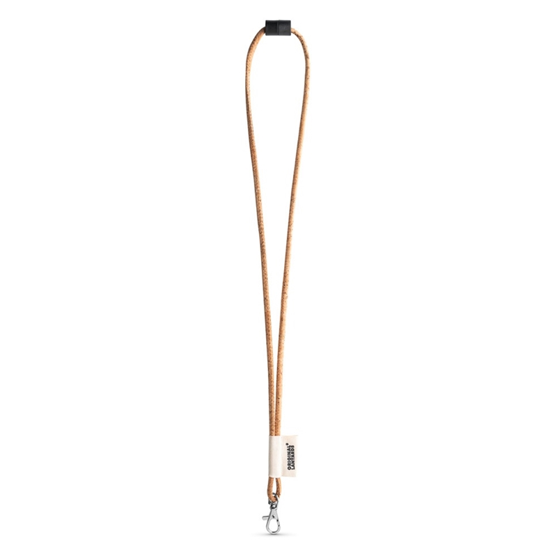Kaelapael Lanyard Cork Long Set
