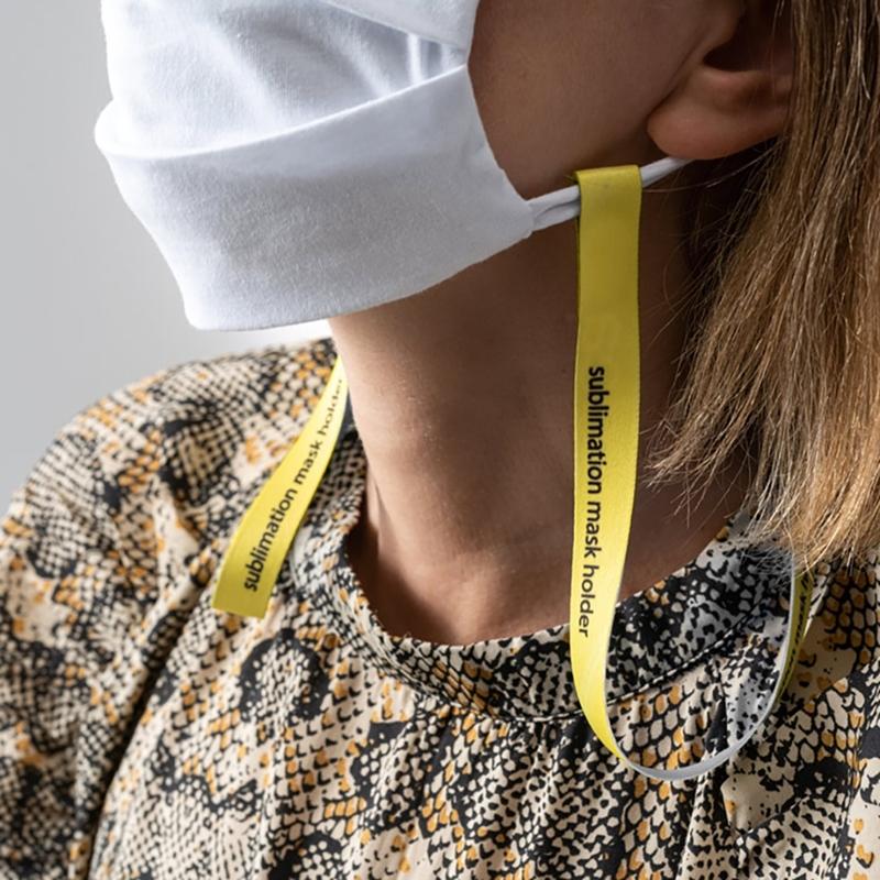 Kaelapael Sublimation Mask Holder