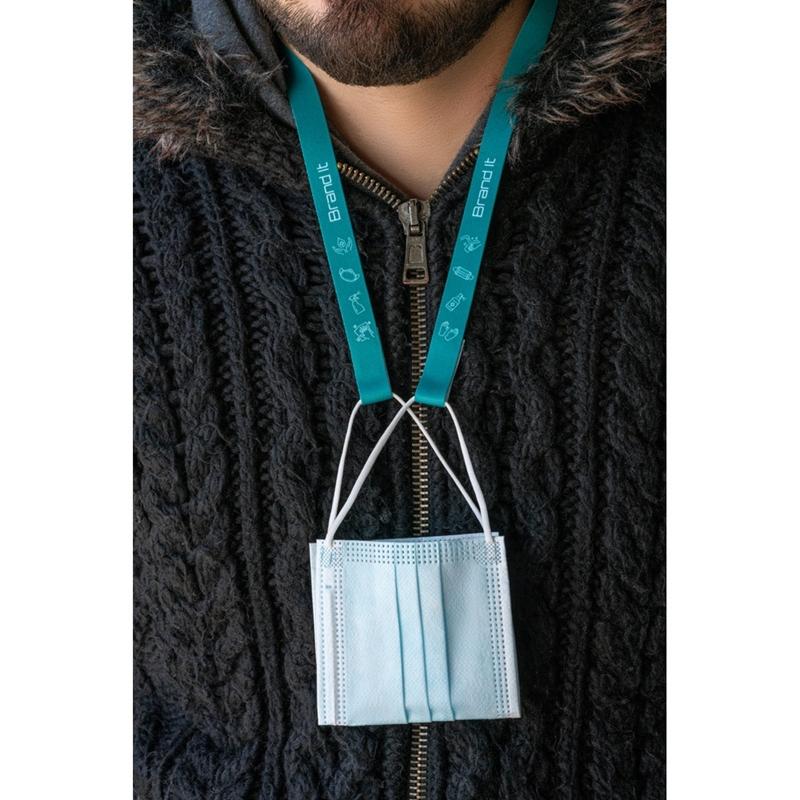 Kaelapael Sublimation RPet Mask Holder