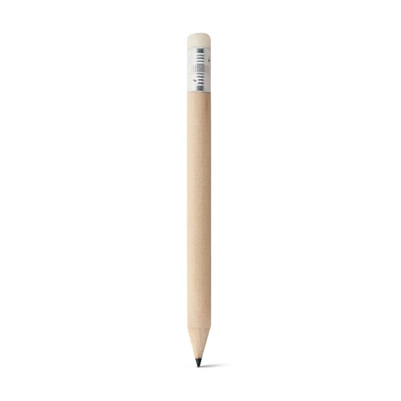Harilik pliiats kustutuskummiga BARTER