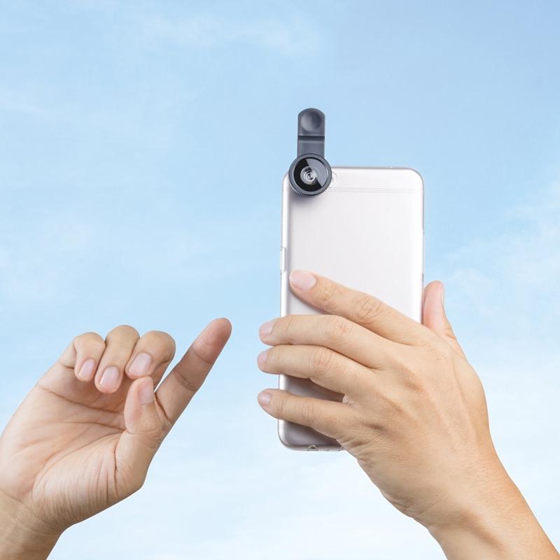 Läätsede komplekt mobiilile HILBERT