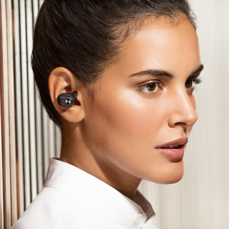 Juhtmevabad kõrvaklapid WIRETAP